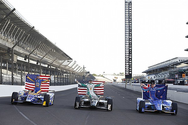 IndyCar Resultados La parrilla de salida para la Indy 500 2017