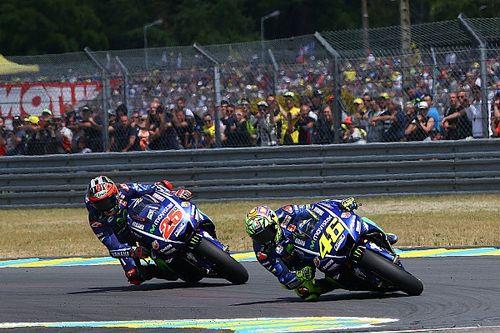 """Zerado, Rossi lamenta abandono: """"Era uma corrida perfeita"""""""