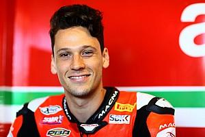Aprilia: Lorenzo Savadori fa un test sulla RS-GP a Misano!