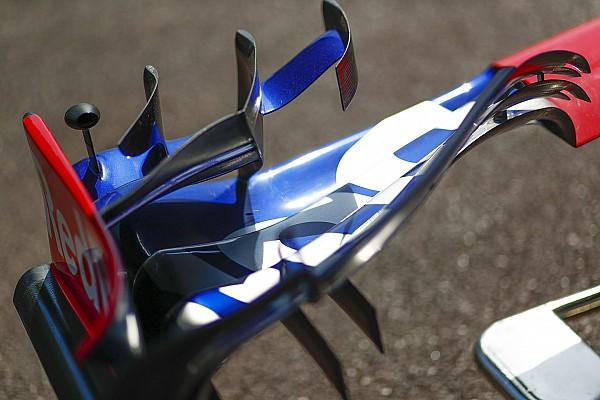 Формула 1 Самое интересное Гран При Монако: шпионские фото технических новинок