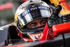 """Formule Renault Nieuws Verschoor met lege handen in Hongarije: """"Geen geluk, maar het komt wel goed"""""""