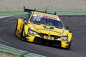 DTM Résumé d'essais BMW et Glock les plus rapides des derniers essais