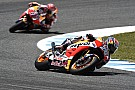 Marquez says softer tyre key to Pedrosa's 2017 form