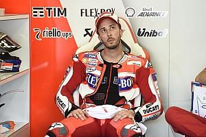 MotoGP Antrenman raporu Mugello MotoGP: 1. antrenmanda Dovizioso lider, Ducati 1-2
