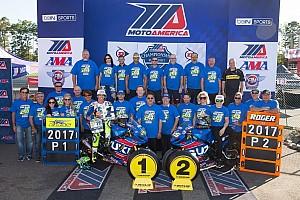 Bike Crónica de Carrera Un Toni Elías ya campeón sigue ganando en MotoAmerica