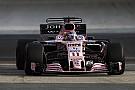 Encore des évolutions chez Force India pour Sepang