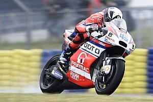 MotoGP Antrenman raporu Le Mans MotoGP 3. antrenman: Redding lider