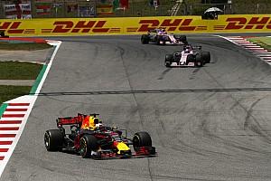 Formel 1 News Red Bull und Force India: Auf der Strecke keine Konkurrenten in der F1