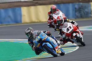 MotoGP Новость Завал в Moto3: больше половины гонщиков упали в одном повороте