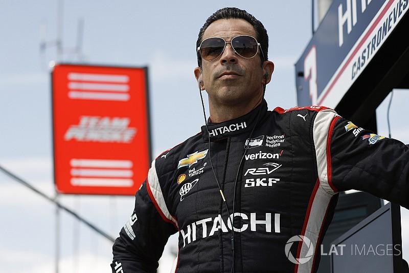 Кастроневес закончил карьеру в IndyCar и перешел в IMSA