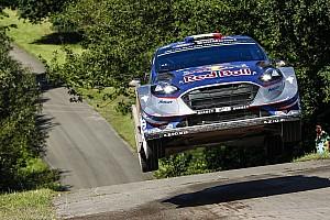 WRC BRÉKING Ogier marad az M-Sportnál, ha az megkapja a gyári támogatást