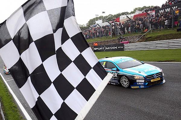 BTCC Brands Hatch BTCC: Moffat wins, Sutton stretches points lead