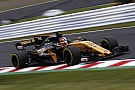 Гонщики Renault поскаржилися на нестачу притискної сили