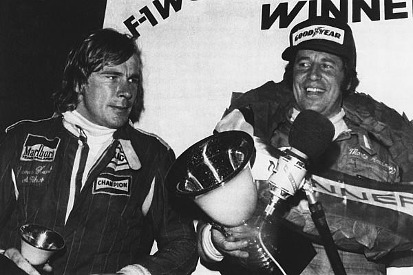 Retro: Lauda feladja, Hunt világbajnok