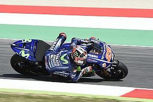 MotoGP Résumé de qualifications Qualifs - Viñales et Rossi coiffent les Ducati au poteau