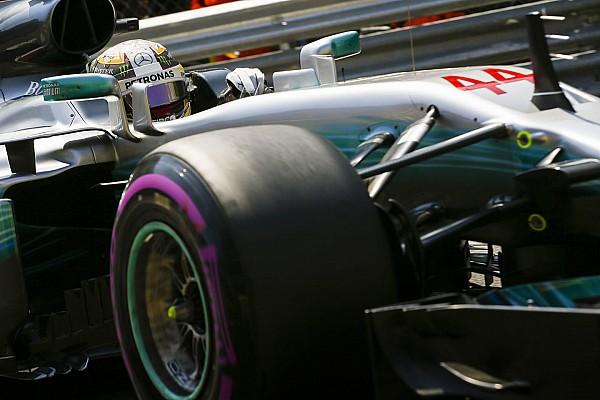 Formula 1 Analisi Mercedes: la portaerei W08 soffre senza la sospensione idraulica?