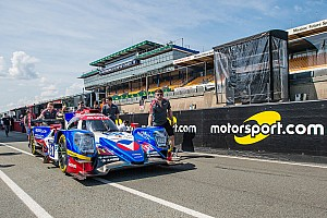 24 heures du Mans Diaporama Les plus belles photos de la Journée Test des 24 Heures du Mans