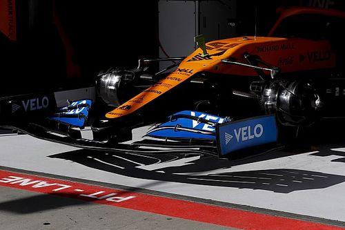 McLaren trzyma się swojej koncepcji