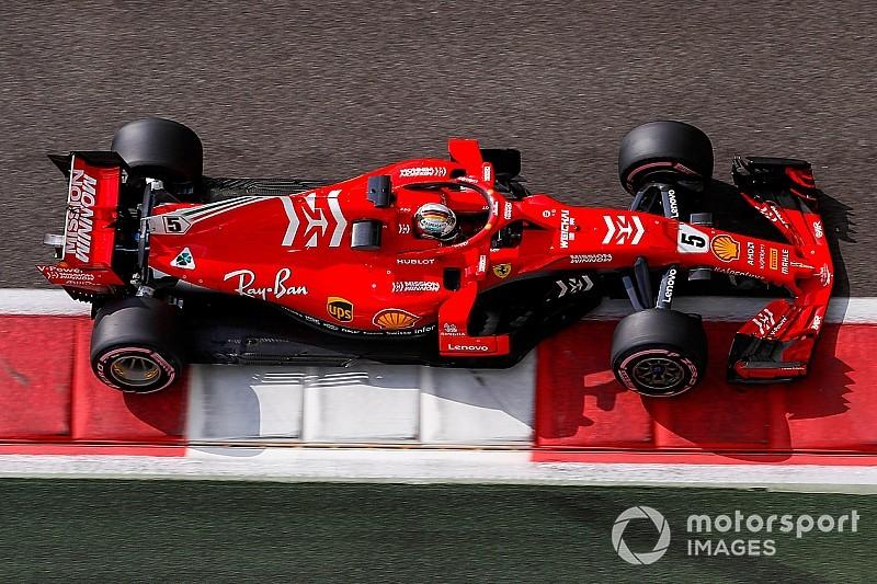 Vettel bate Bottas e termina terça na frente; Fittipaldi é 8º