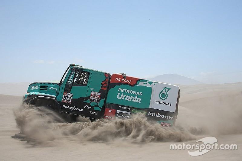 Dakar, van den Heuvel spiega: