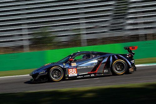 ELMS: Rovera sul podio a Monza con la Ferrari, ora il WEC