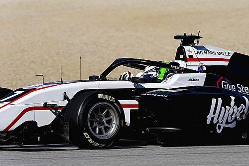 F3 Paul Ricard: Vesti, Hauger'in önünde pole pozisyonunu kazandı