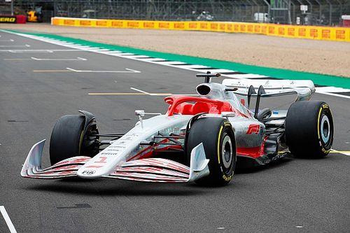 F1ドライバーが新マシンに求めるのは、やはり追い抜き増加?「1周3、4秒遅くなってもいい」とフェルスタッペン