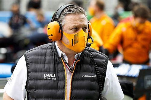 McLaren: Extreme E effort will not disrupt F1 team