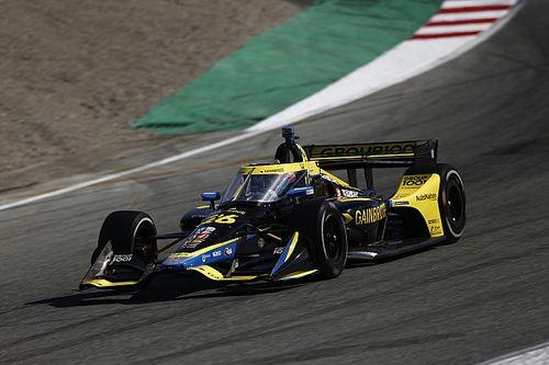 Indy: Herta brilha em Laguna Seca e conquista terceira pole no ano; Castroneves é eliminado no Q1