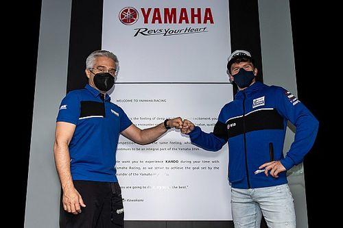 Gerloff to remain in WSBK with Yamaha in 2022