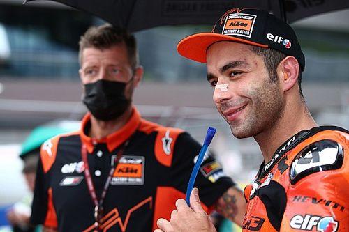 Danilo Petrucci a reçu une offre de KTM pour le Dakar