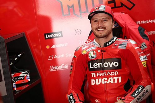 Miller won't know if arm surgery total success till Jerez MotoGP