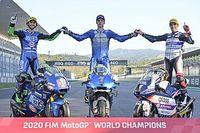 MotoGP: il palmarès completo della stagione 2020