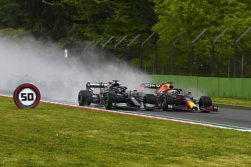 Grand Prix race results: Verstappen wins wild Imola F1 race