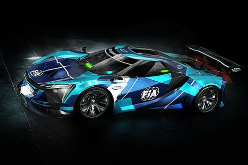 "FIA reveals details of ""groundbreaking"" electric GT category"