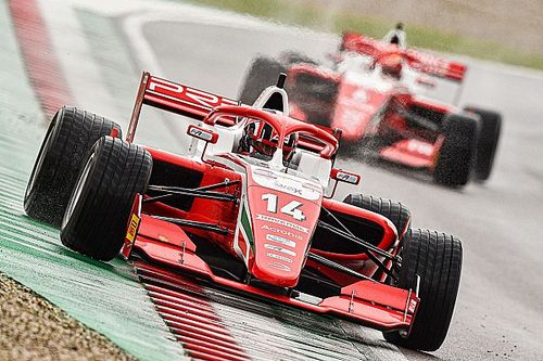 LIVE: Formula Regional European Championship - Race 1 in Imola