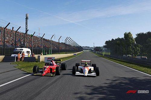 A brief history of Formula 1 gaming