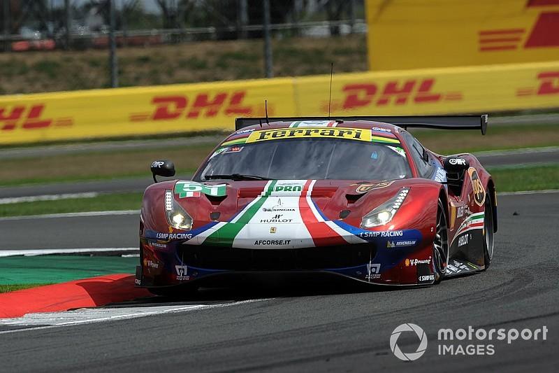 Malgré sa victoire, Ferrari espère plus de la BoP