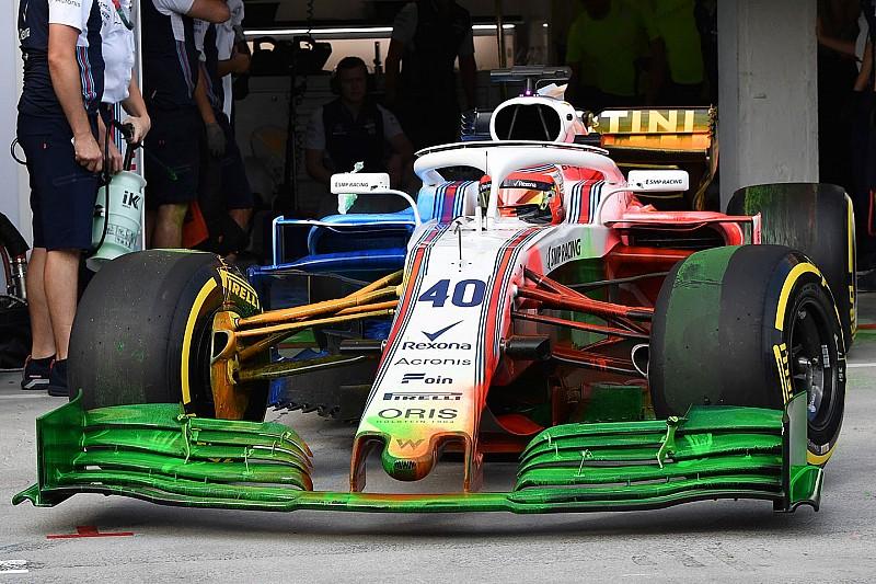 «Немає значення» - Кубіца про час Williams на тестах Ф1