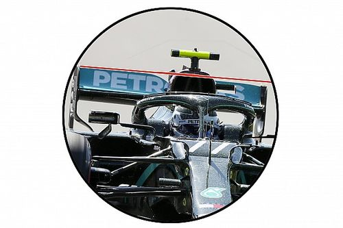 "Análise técnica: o ""truque"" da Mercedes que flexibiliza a asa traseira"