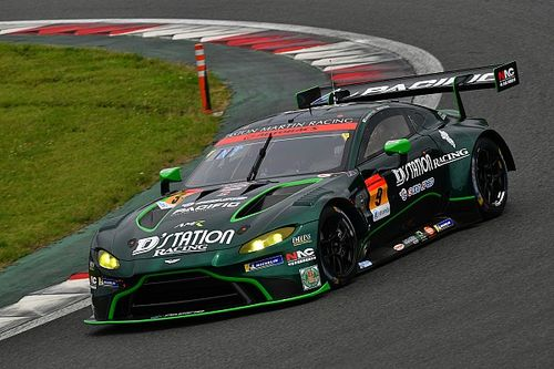 D'station Racing enters WEC with Aston Martin