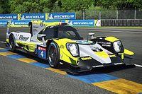 ByKolles e Porsche garantem pole para 24 Horas no Le Mans virtual