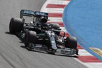Mercedes davanti ma Verstappen è un pungolo