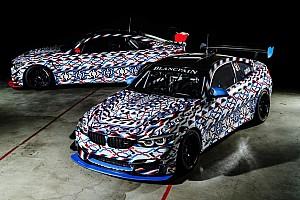 BMW Team Studie、マシンデザインを一新しブランパンGTワールドチャレンジ・アジアに参戦