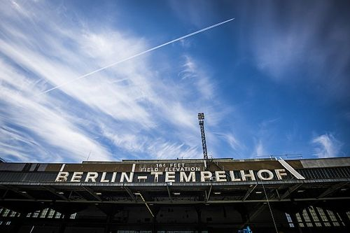Construction worker dies at Tempelhof during FE build