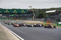 В Формуле 3 набралось так много гонщиков, что организаторы расширили очковую зону