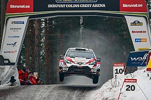 Le Rallye de Suède élude le problème des voitures historiques
