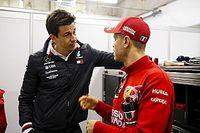 Rosberg szerint érdekes lenne Vettel szereplése a Mercedesnél
