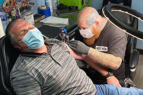 Wolff challenge triggered Zak Brown's tattoo