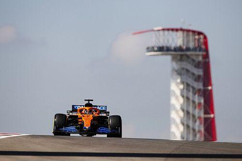 Zak Brown: lo que le falta a McLaren es consistencia contra Ferrari